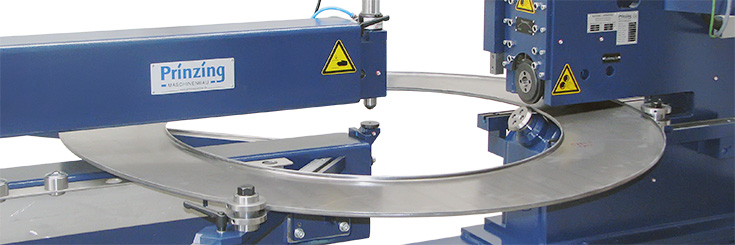 Prinzing Overview Sheet Metal Working Machines