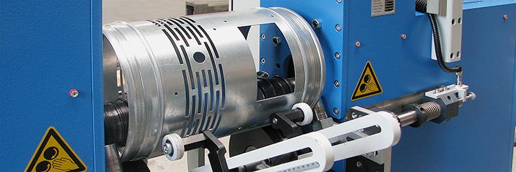 Rundbiegemaschinen von der Firma Peter Prinzing GmbH